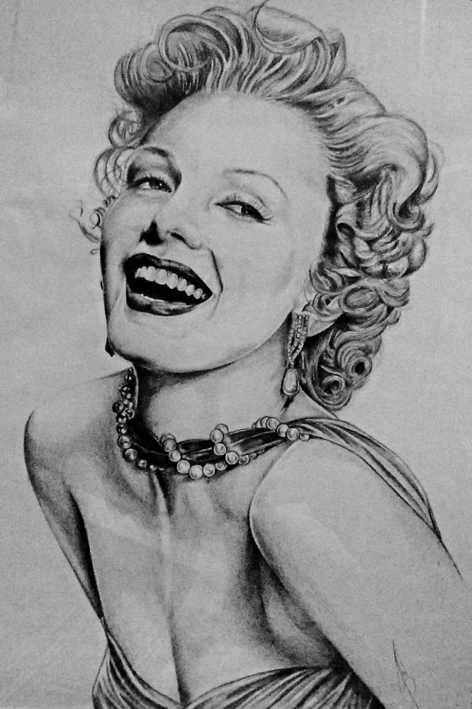 Marilyn Monroe by Esus